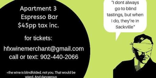 Blind Tasting by HFX Wine
