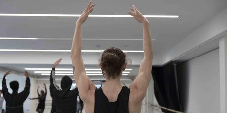 Open Company Class with Tavaziva - Ballet with Hubert (Tue 12 Nov) tickets