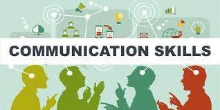 Communication Skills | CC - Curzon 289 | 13:00 - 14:00 | Wednesday 6th November