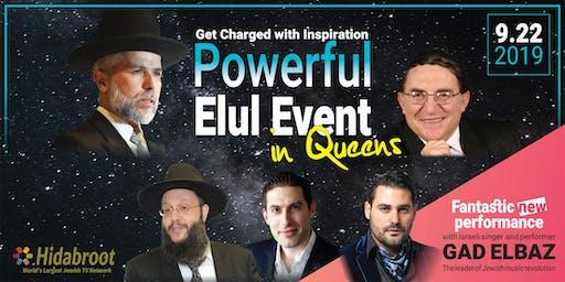 Powerful Elul Event in Queens