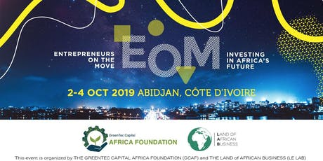 #EntrepreneursOnTheMove: Investing in Africa's Future tickets