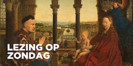 Bart Fransen over Jan van Eyck als schilder van de Hertog van Bourgondië tickets
