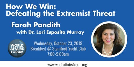 How We Win: Defeating the Extremist Threat tickets