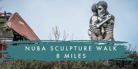NUBA SCULPTURE WALK | 8 MILES | MODERATE | CHECKENDON tickets