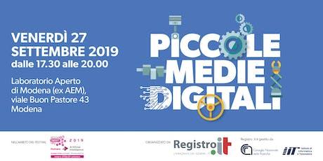 Evento di formazione gratuito su digitale e internazionalizzazione biglietti