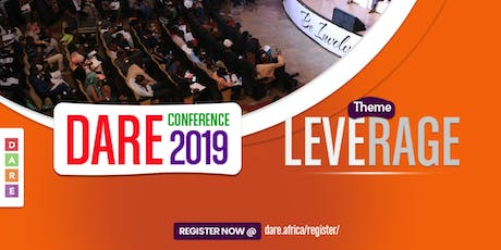 D.A.R.E Conference 2019 tickets