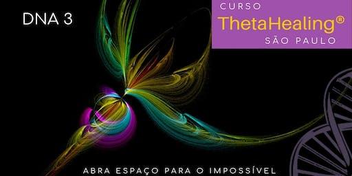 São Paulo, 15 a 20 de novembro: Curso ThetaHealing®Dna 3