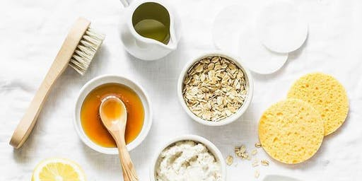 Make your own Natural Beauty Products | CC - Curzon 386 | 13:30 - 14:30 | Wednesday 6th November