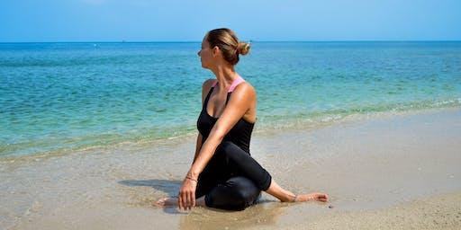 YinYasa Class (a fusion of Yin yoga & Vinyasa flow) - 16 Sep