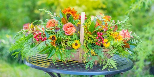 Thanksgiving Centerpiece Workshop - Fair Oaks