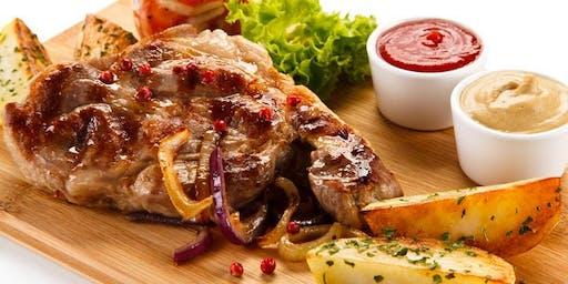 3 Gänge Dinner Menü im Purzl's