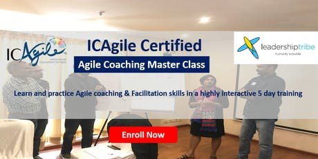 Agile Coaching Master Class - New York tickets