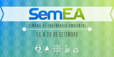 II SemEA - Semana de Engenharia Ambiental