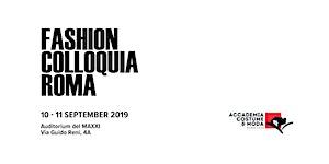 FASHION COLLOQUIA: Disrupting Fashion; from...