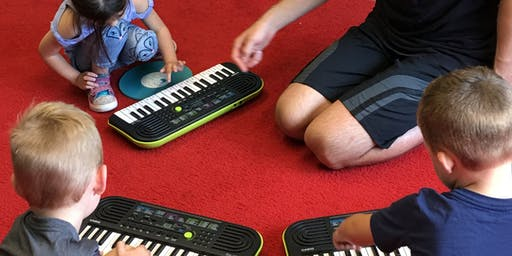 Little Wing Music Class for 4-Year-Olds