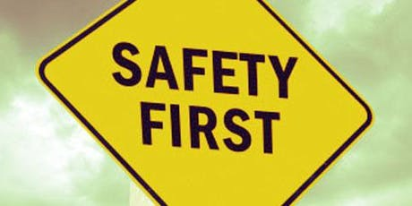 Student Safety | CC - Curzon 423 | 13:00 - 14:00 | Wednesday 6th November tickets