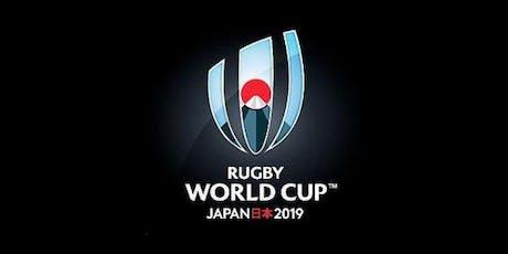 Rugby World Cup: Scotland VS Samoa tickets