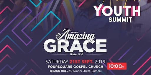Foursquare Somolu District Convocation Youth & Teens Summit 2019