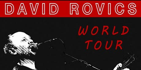 David Rovics Songs for Today Live at Conroy's Basement tickets