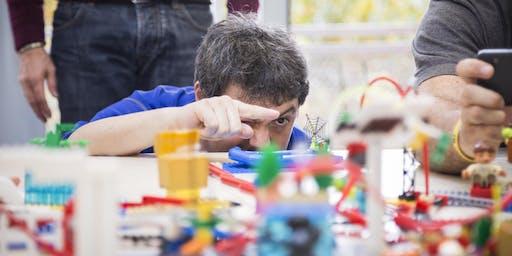 Meetup LEGO® SERIOUS PLAY® con Lucio Margulis