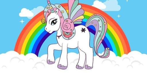 Magical Unicorn Day at Hogback Mountain Pony Rides