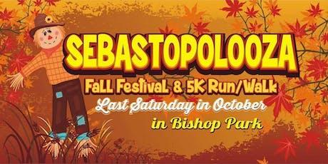 Sebastopolooza Fall Festival Arts & Crafts App tickets