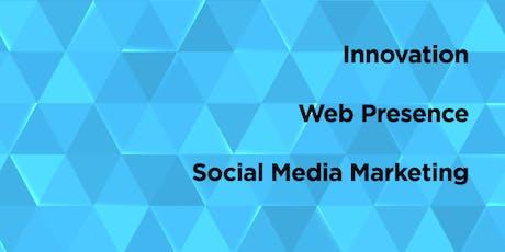 Facebook Digital Skills Training Programme Part 1- @UCLan Media Factory tickets
