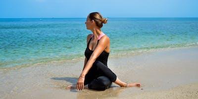 YinYasa Class (a fusion of Yin yoga & Vinyasa flow) - 30 Sep