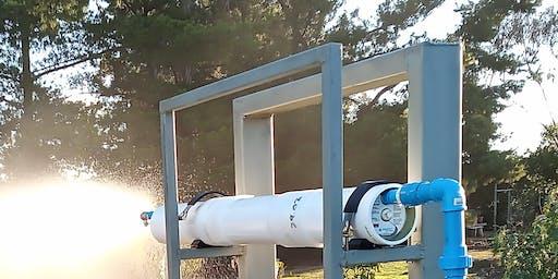 Tour de Desalinización con Energía Solar - Lanzamiento Remote Waters