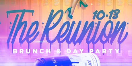 The REUNION Brunch & Day Party tickets