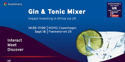 Gin & Tonic Mixer