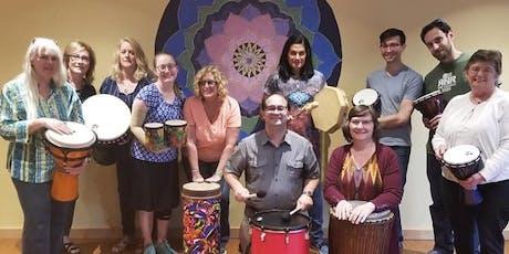 Community Drum Circle- Oct. 12, 2019 tickets
