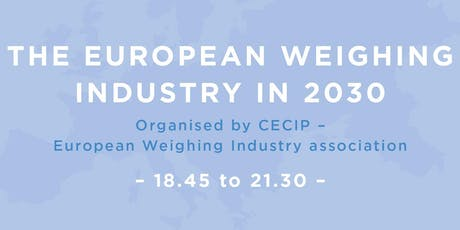 European Weighing Industry in 2030 tickets