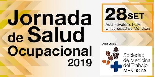 JORNADA DE SALUD OCUPACIONAL 2019