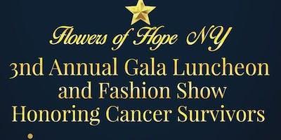 Flowers of Hope NY Third Anual Survivor Fashion Show Fundriser