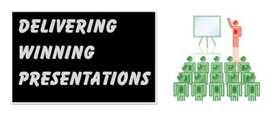 DELIVER WINNING PRESENTATIONS - 2 HALF DAY SESSIONS ON CONSECUTIVE WEDNESDAYS