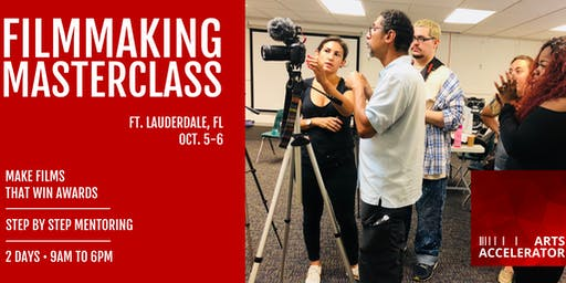Filmmaking Masterclass