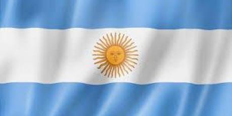 NUESTRO PAIS ARGENTINA UN LUGAR DE PAZ entradas