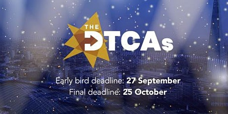 The DTC Awards 2020 Presented by DTC Daily tickets