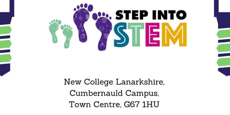 Step into STEM - Cumbernauld  tickets
