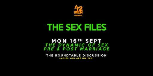 THE SEX FILES - PART 2