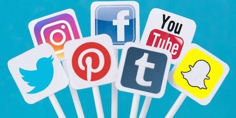 GESTIONE CAPITALE SOCIALE E SOCIAL MEDIA biglietti