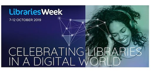 Fairford Library - Let's Get Digital event