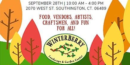Pop-Up in the Garden at Winterberry