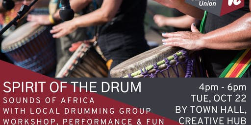 Sounds Of Africa with Spirit Of The Drum