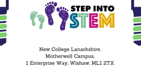 Step into STEM - Motherwell  tickets
