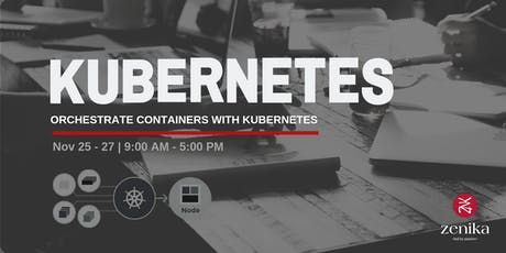 Orchestrate containers with Kubernetes tickets