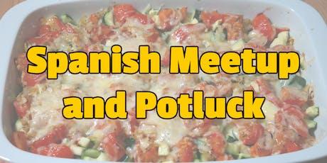 Spanish Meetup & Potluck tickets