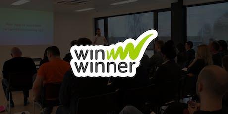 Hoe kan ik mijn onderneming succesvol financieren?- Gent - Door WinWinner tickets