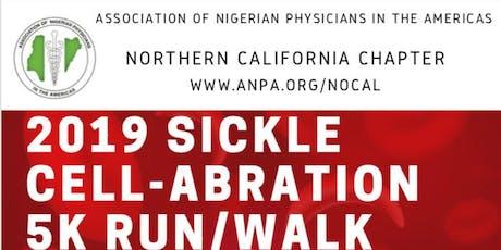 5k Walk/Run Sickle cell-abration tickets